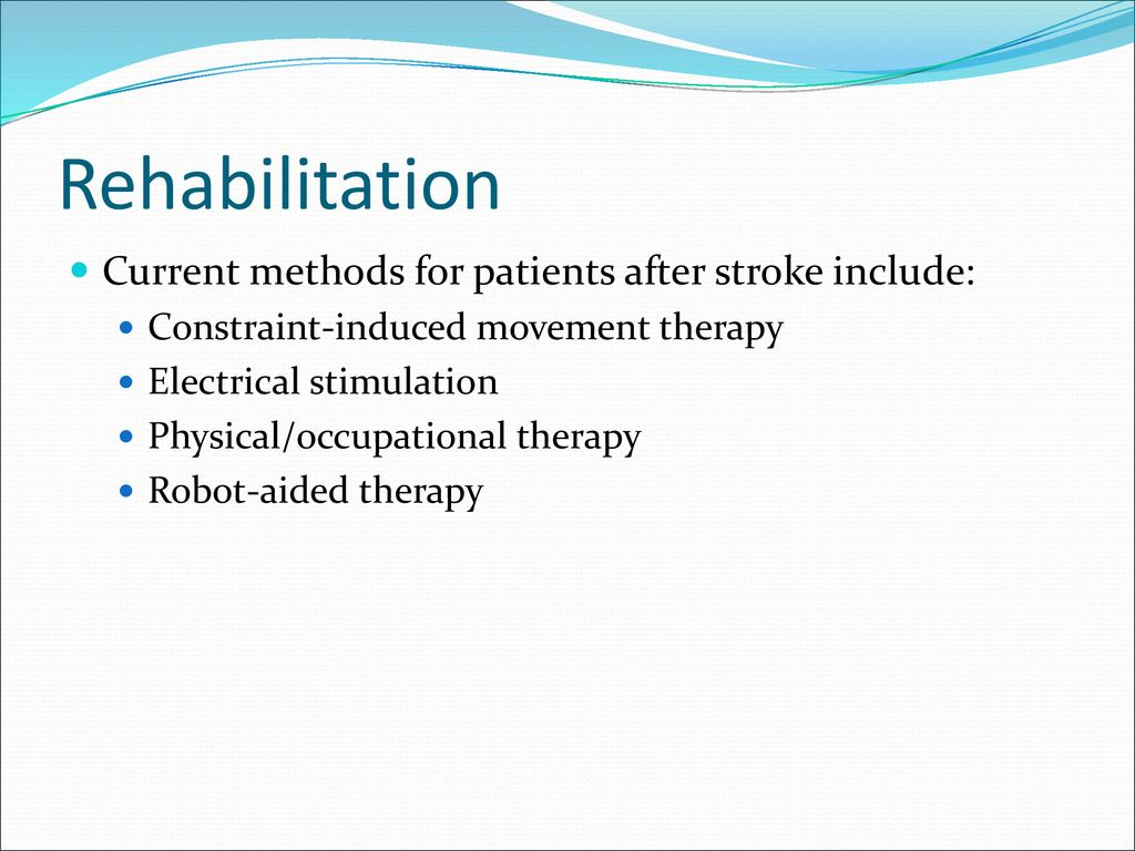 Device for Acute Rehabilitation of the Paretic Hand After Stroke