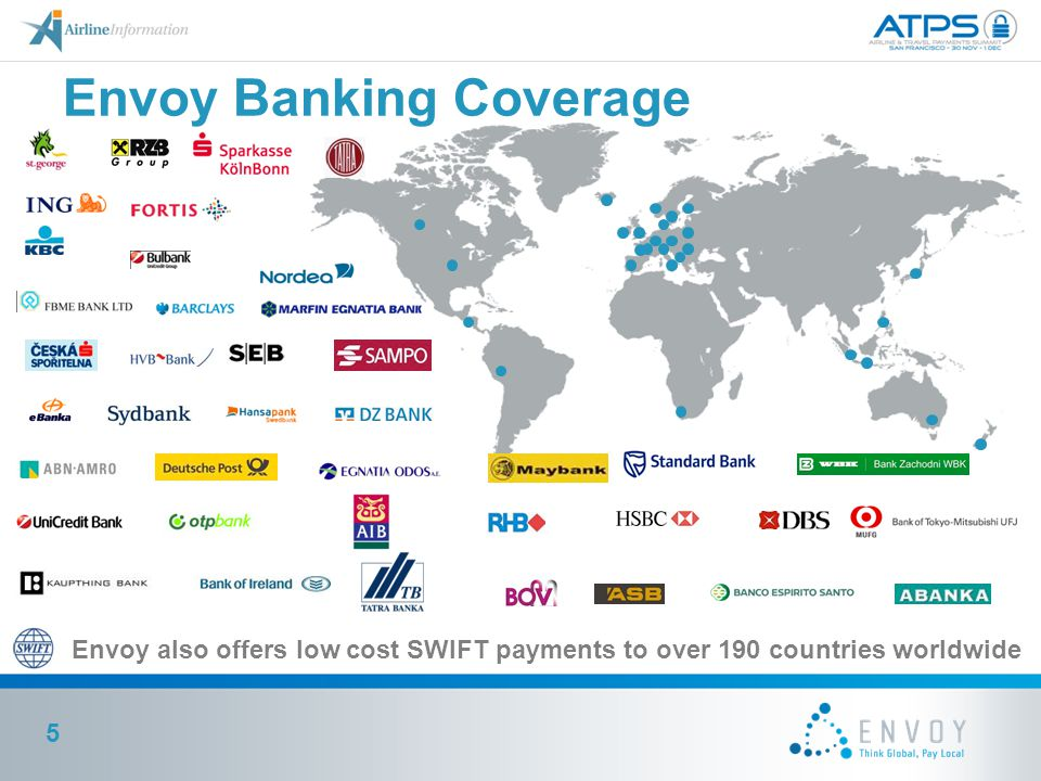 Envoy Banking Coverage