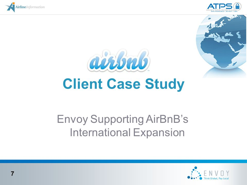 Envoy Supporting AirBnB's International Expansion