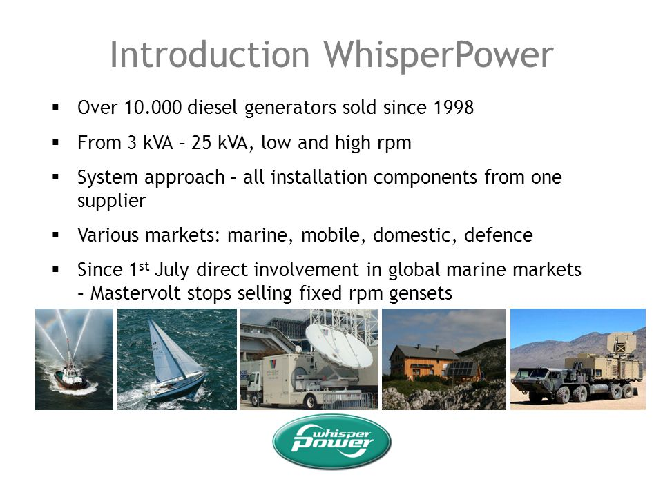 Introduction WhisperPower
