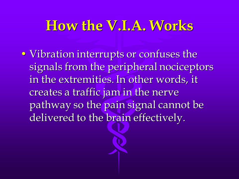How the V.I.A. Works
