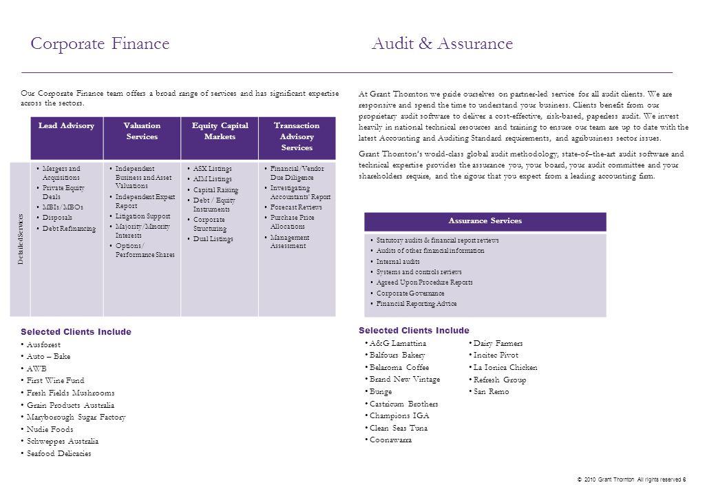 Tax Advisory Business Advisory Services
