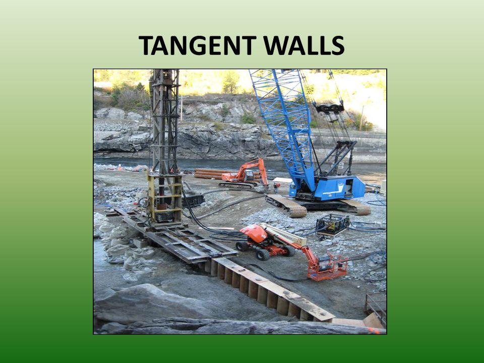 TANGENT WALLS