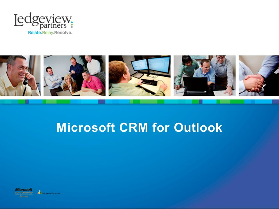 Microsoft CRM for Outlook
