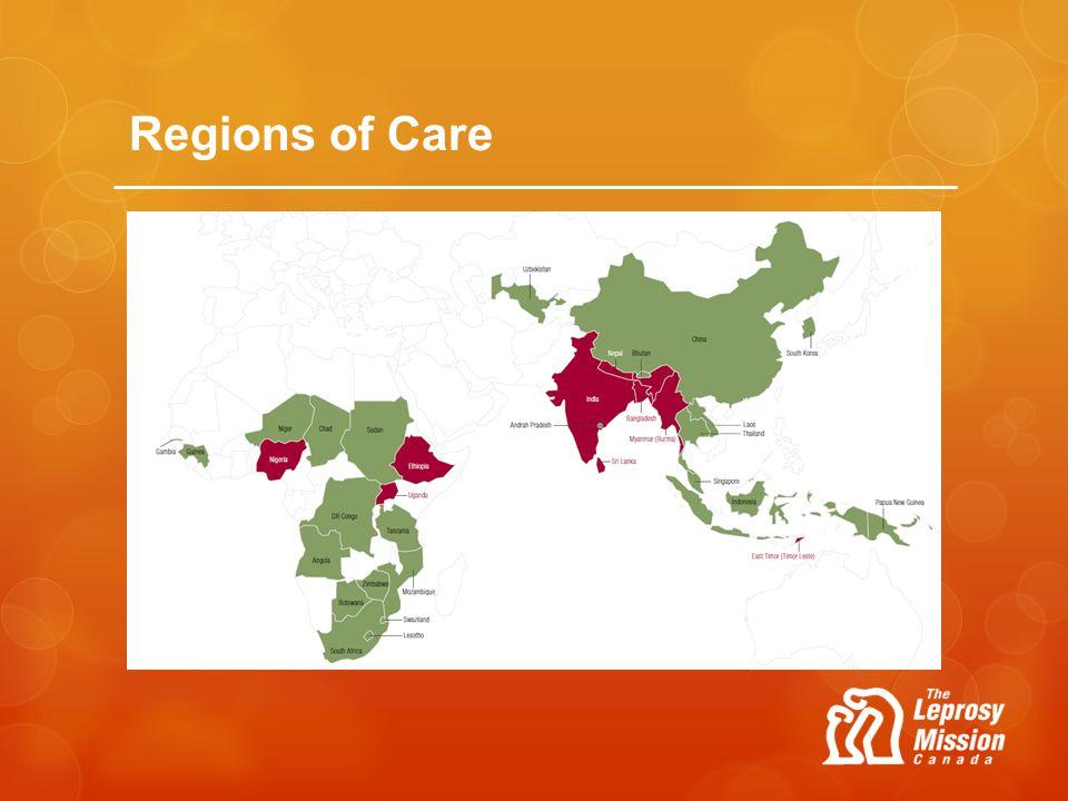 Regions of Care