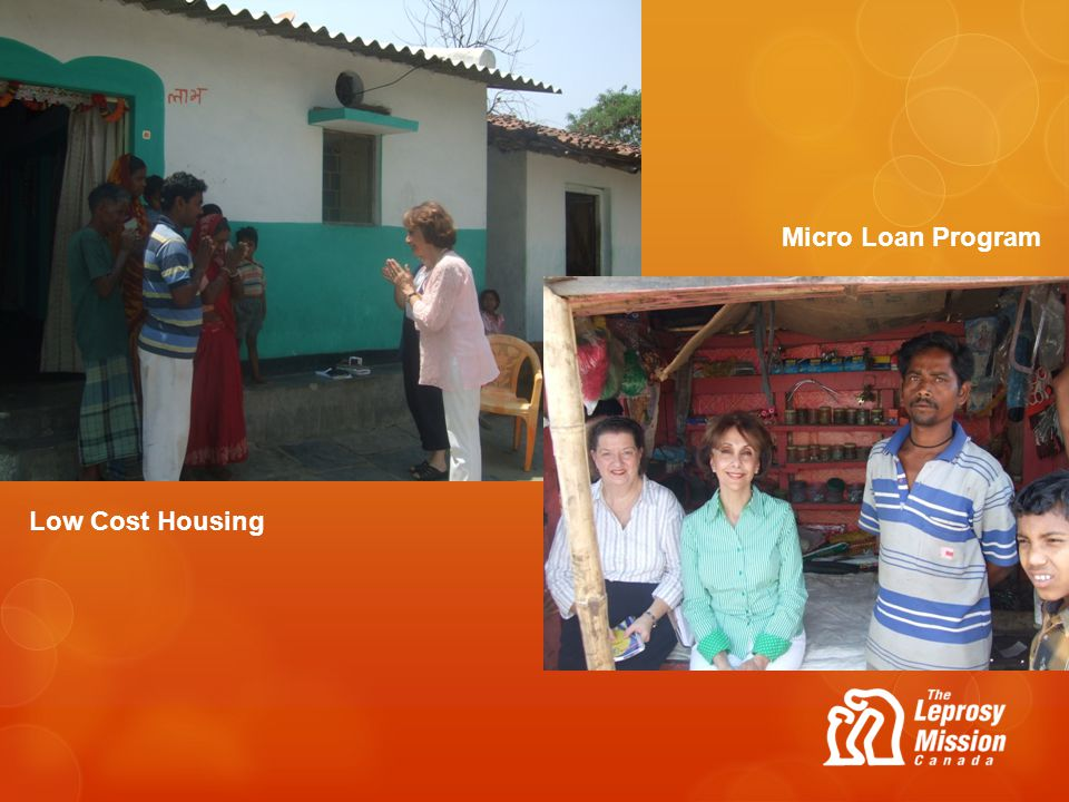 Micro Loan Program Low Cost Housing