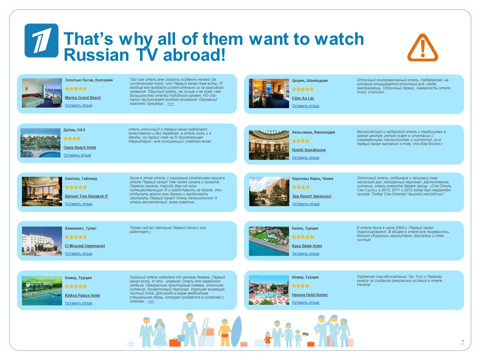 That's why all of them want to watch Russian TV abroad!