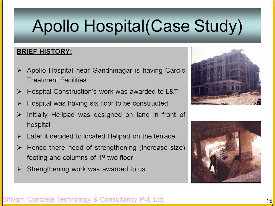 Apollo Hospital(Case Study)