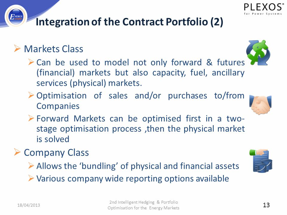 Integration of the Contract Portfolio (2)