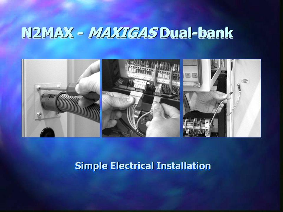 N2MAX - MAXIGAS Dual-bank
