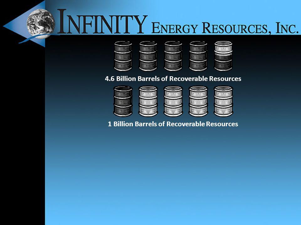 4.6 Billion Barrels of Recoverable Resources
