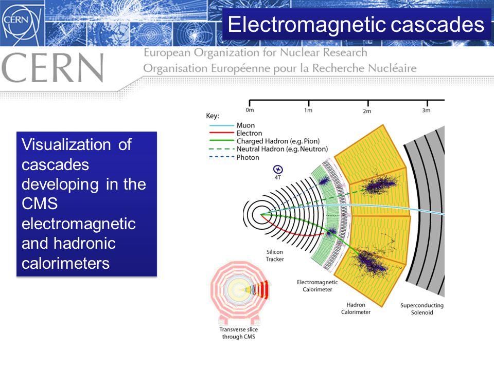Electromagnetic cascades
