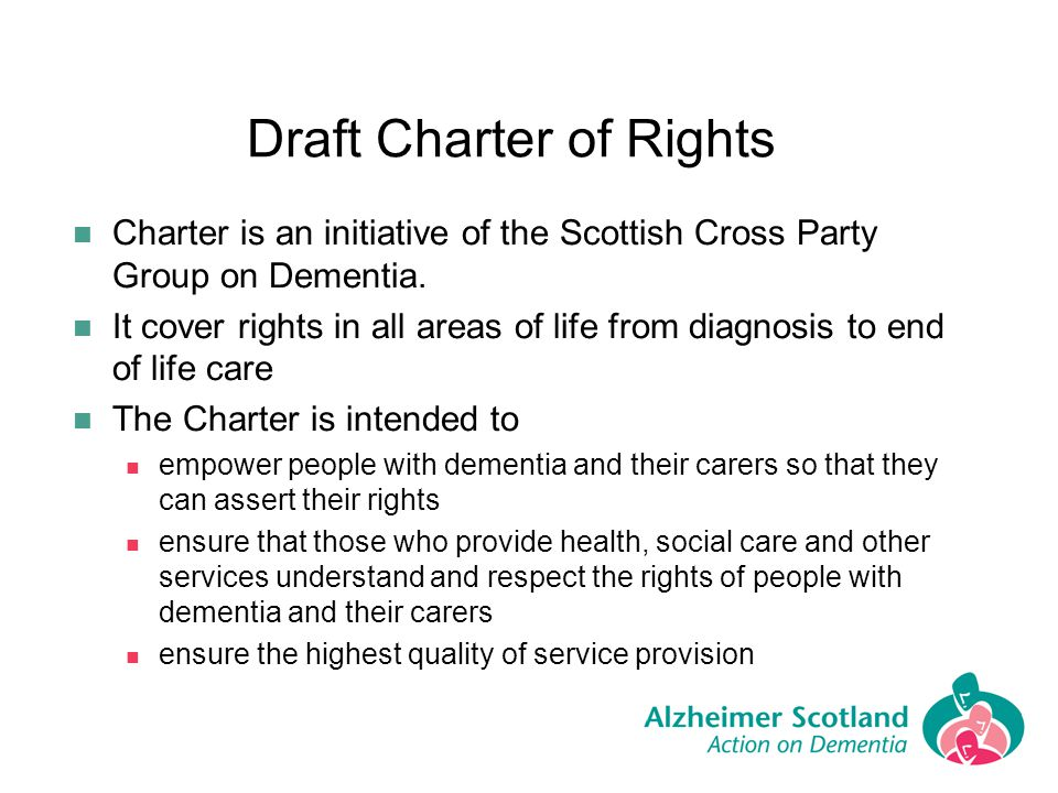 Draft Charter of Rights