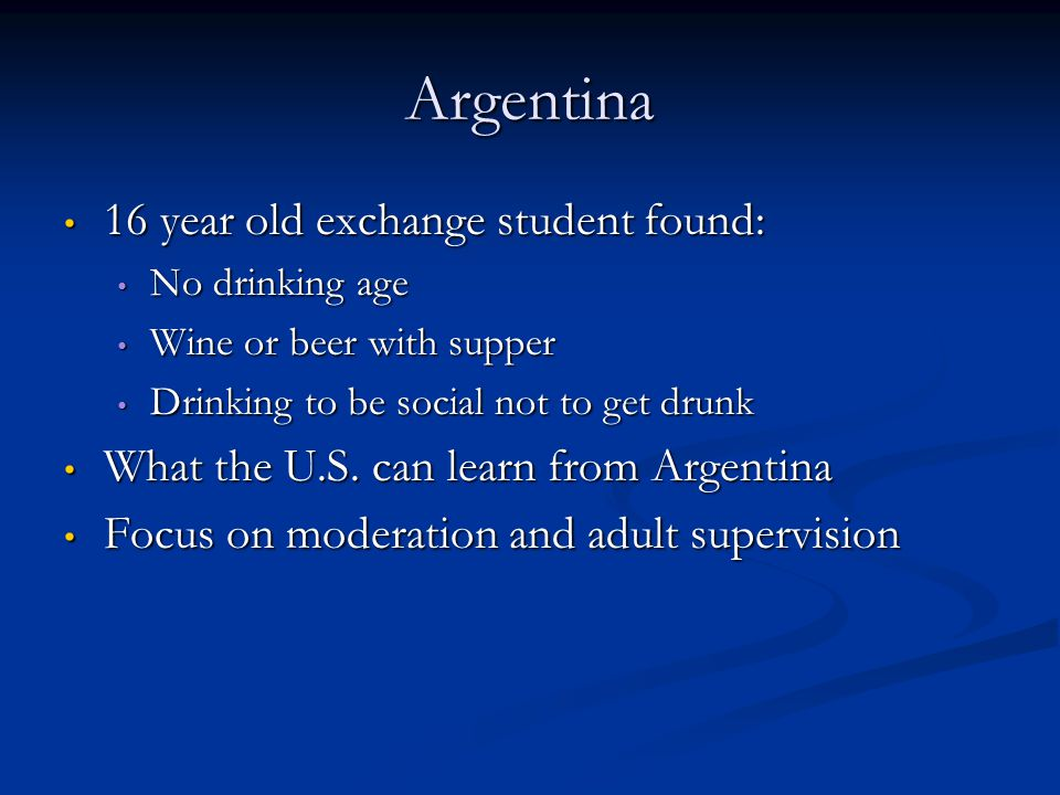 Argentina 16 year old exchange student found: