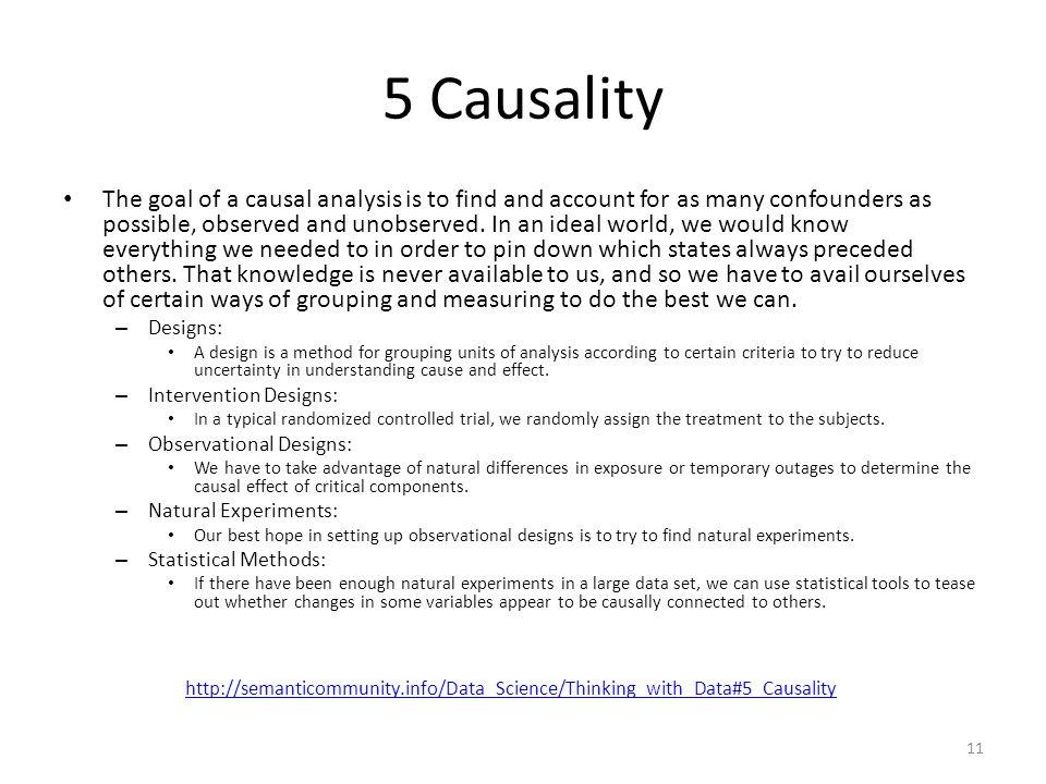 5 Causality