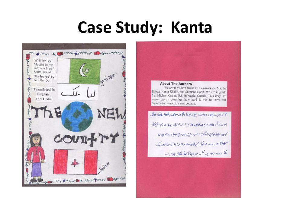 Case Study: Kanta