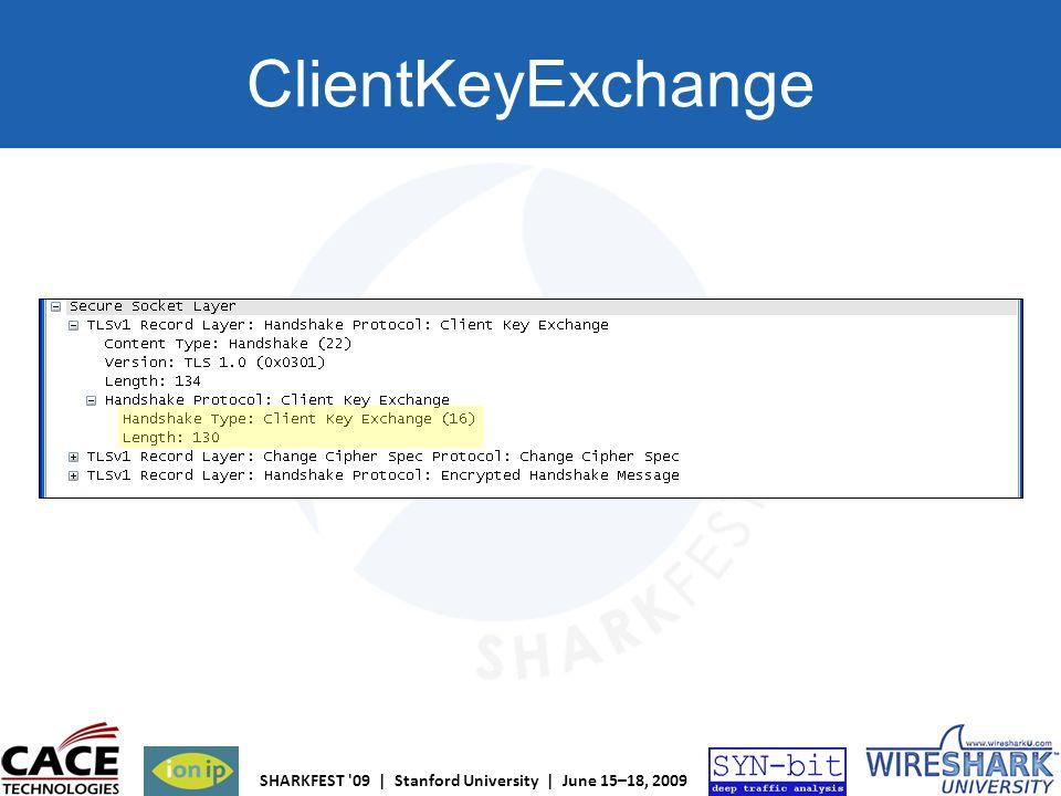ClientKeyExchange