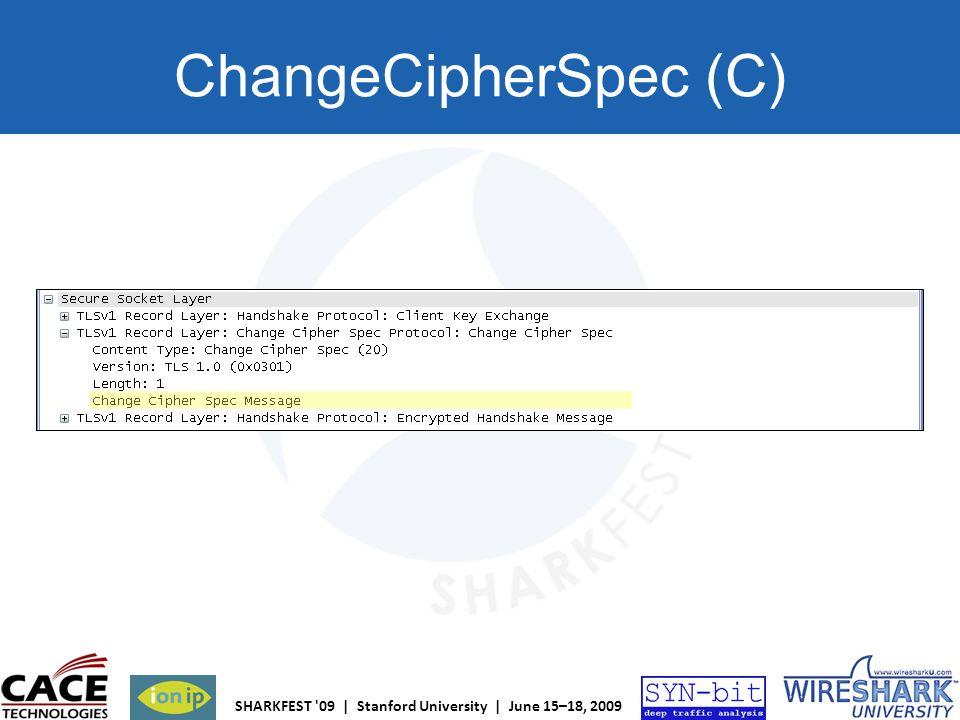 ChangeCipherSpec (C)