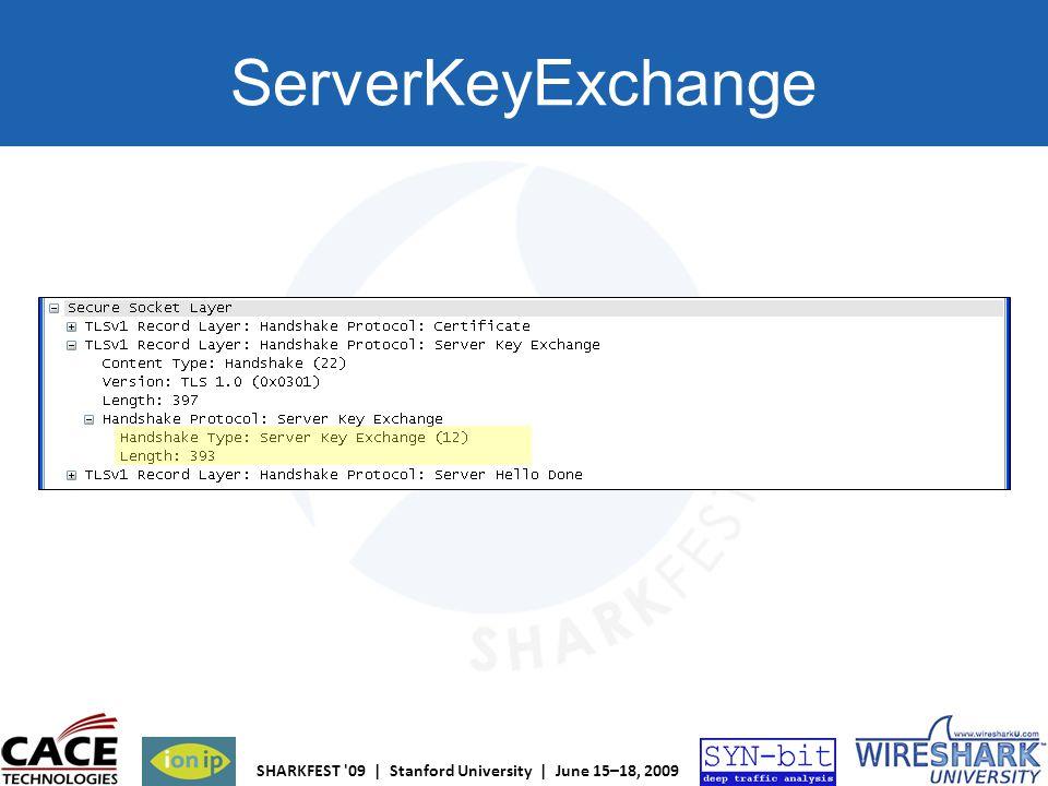 ServerKeyExchange