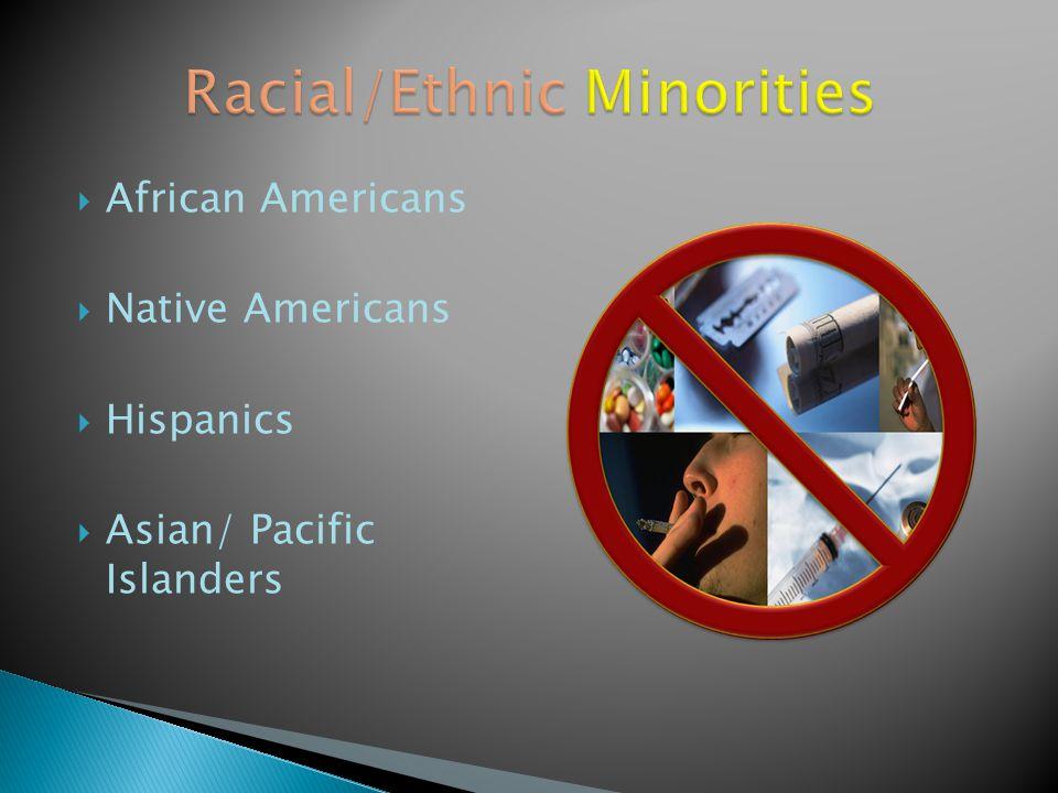 Racial/Ethnic Minorities