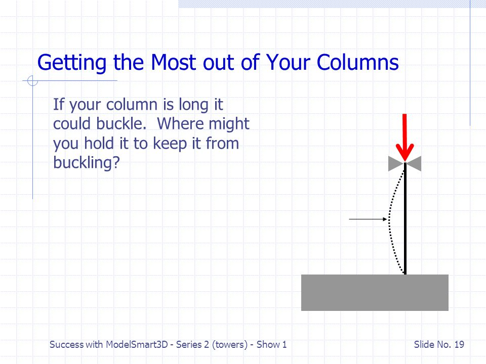 Getting the Most out of Your Columns