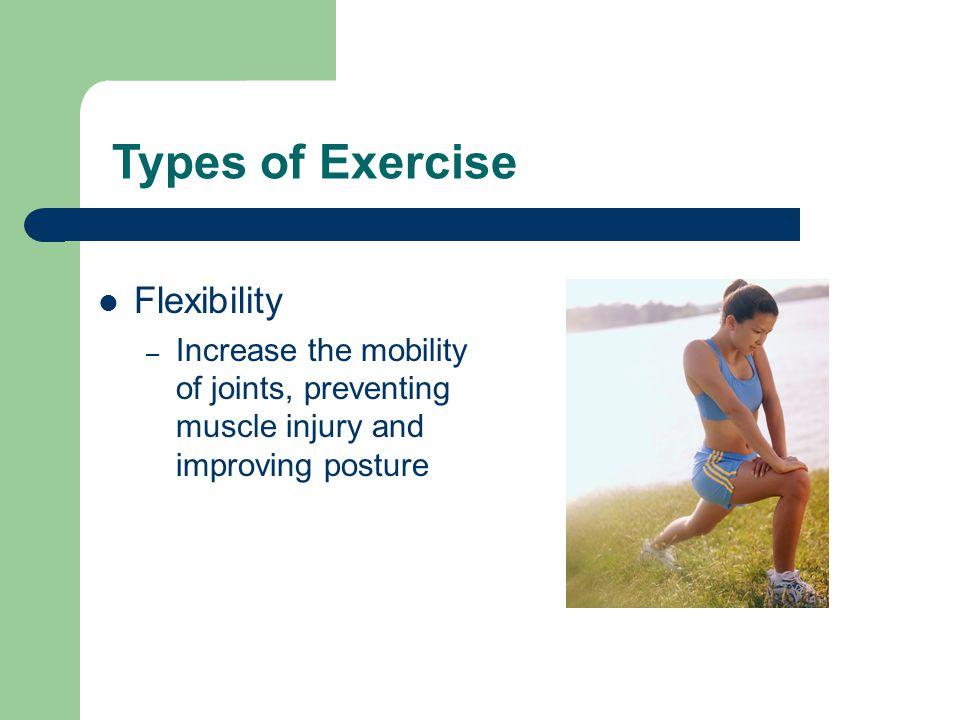 Types of Exercise Flexibility