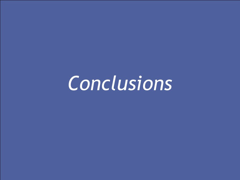 Conclusions Jan/Feb 2009 Seminar: Geotechnical Stability Analysis to Eurocode 7. 31/03/2017. geo1.0.