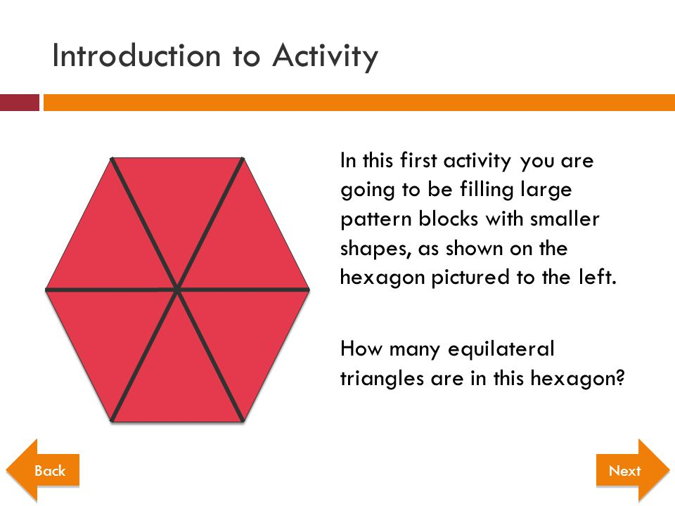 Introduction to Activity