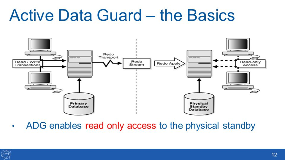 Active Data Guard – the Basics