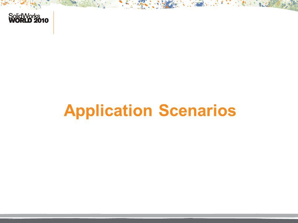 Application Scenarios