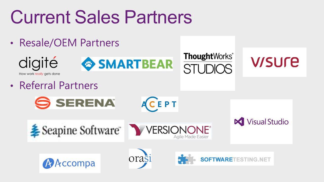 Current Sales Partners