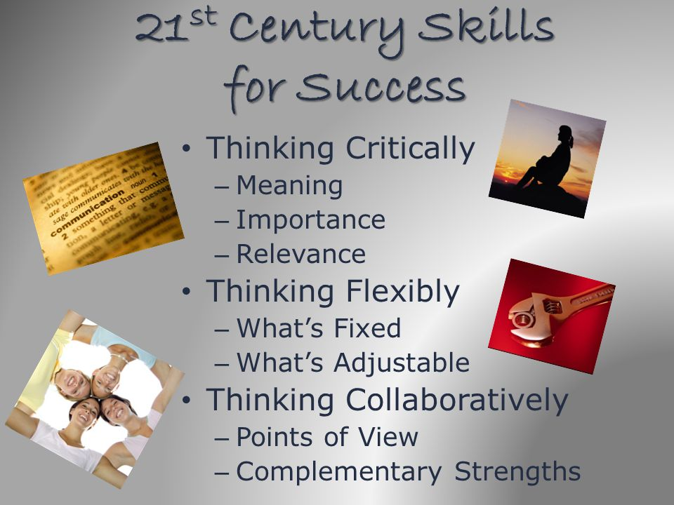 21st Century Skills for Success