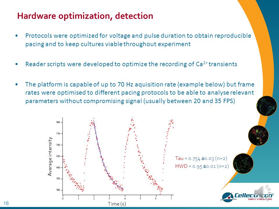 Hardware optimization, detection