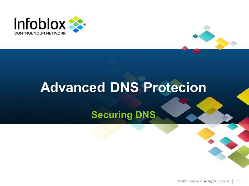 Advanced DNS Protecion