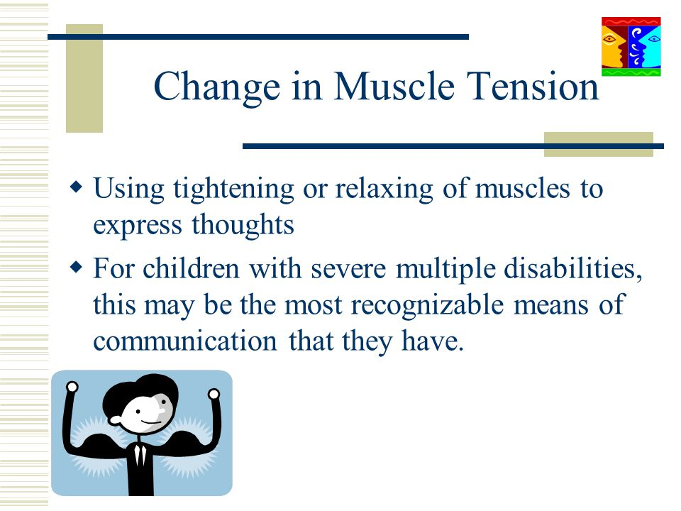 Change in Muscle Tension
