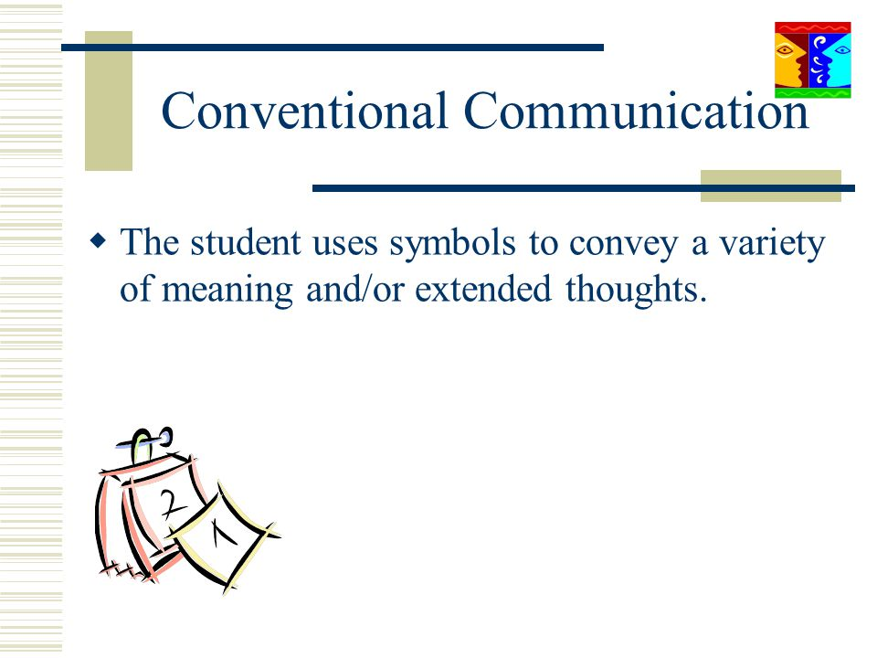 Conventional Communication