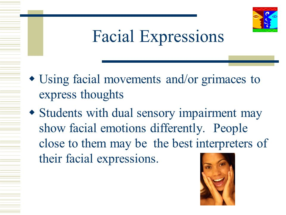 support individuals with sensory loss with communication Understand sensory loss (ss mu 31) 2375 words | 10 pages 1 understand the factors that impact on an individual with sensory loss 11 analyse how a range of factors can impact on individuals with sensory loss impact on communication sensory losses can affect on normal living in a variety of ways.