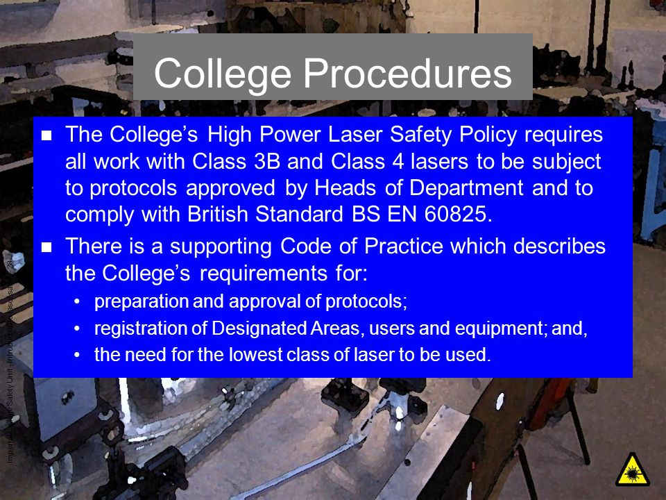 College Procedures