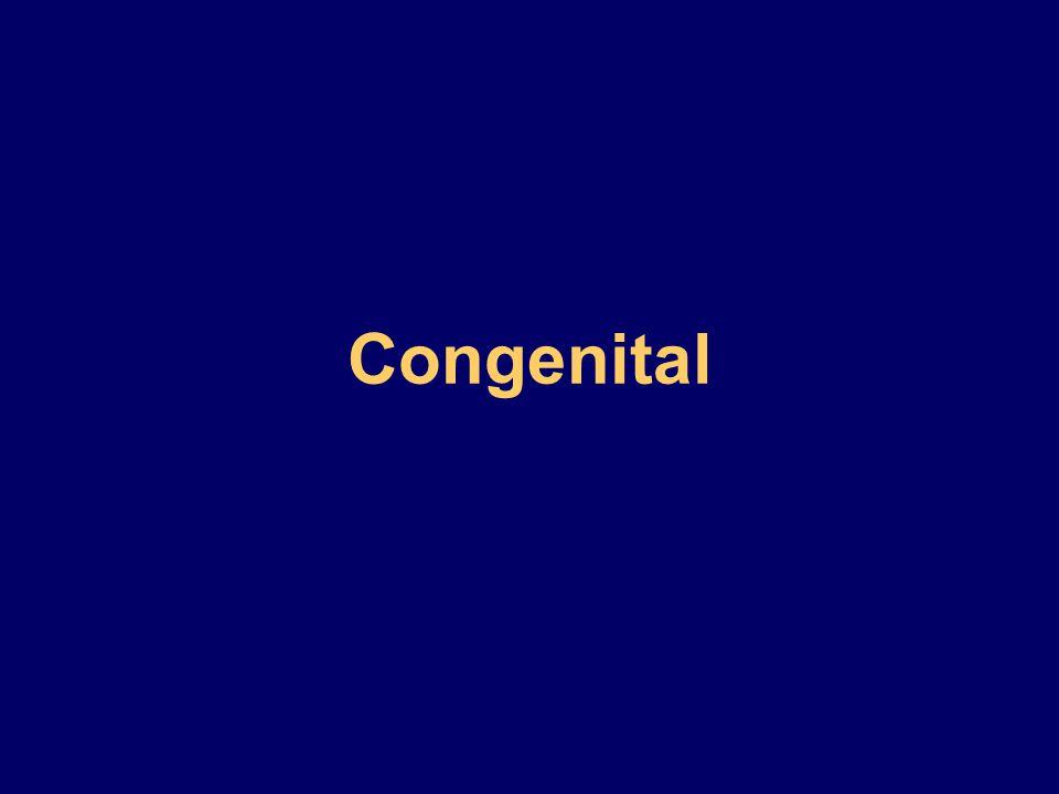Congenital