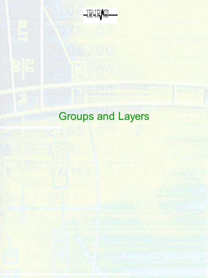 Groups and Layers