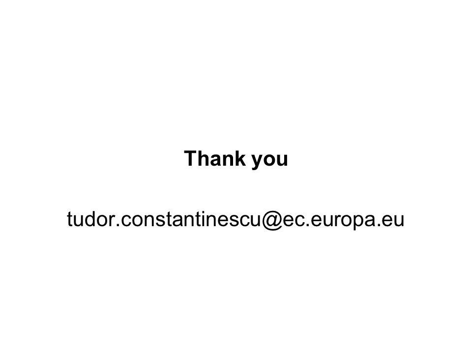 Thank you tudor.constantinescu@ec.europa.eu