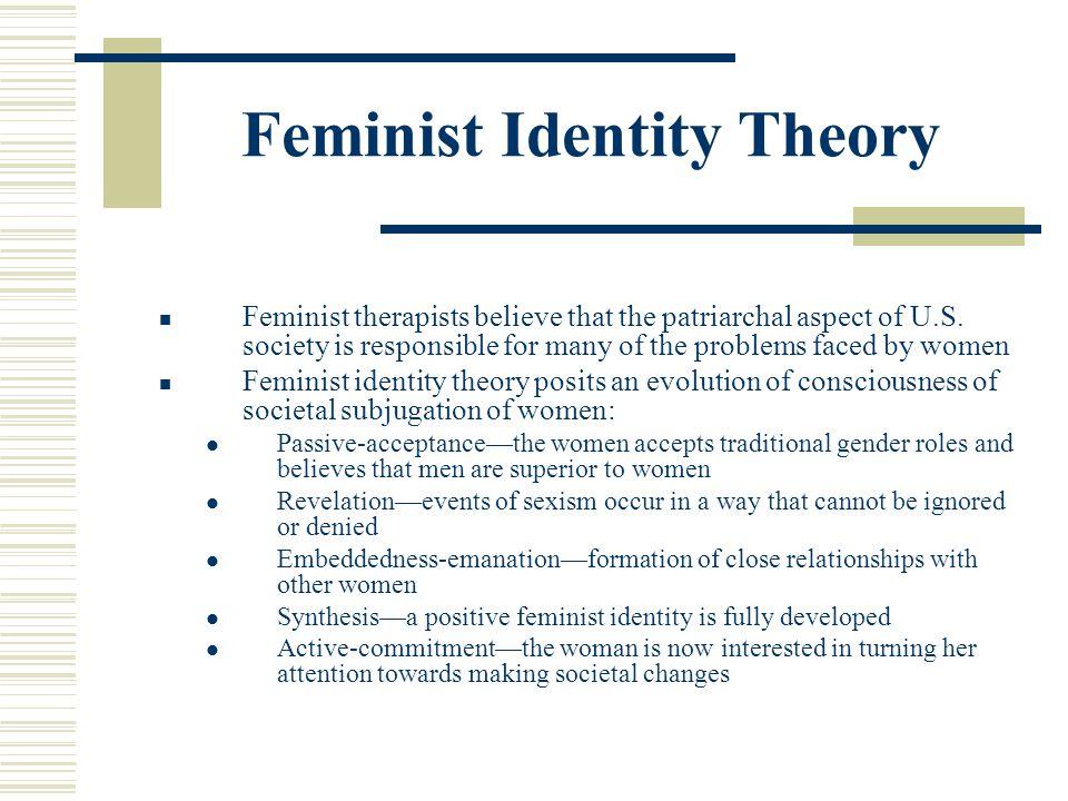Feminist Identity Theory
