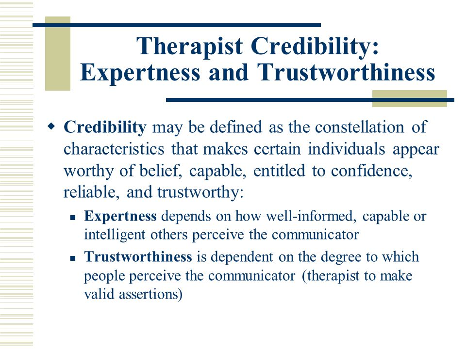 validity reliability verification authority and trustworthiness essay