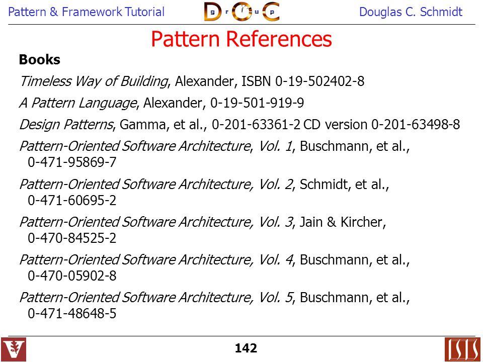 Pattern References
