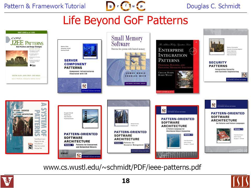 Life Beyond GoF Patterns