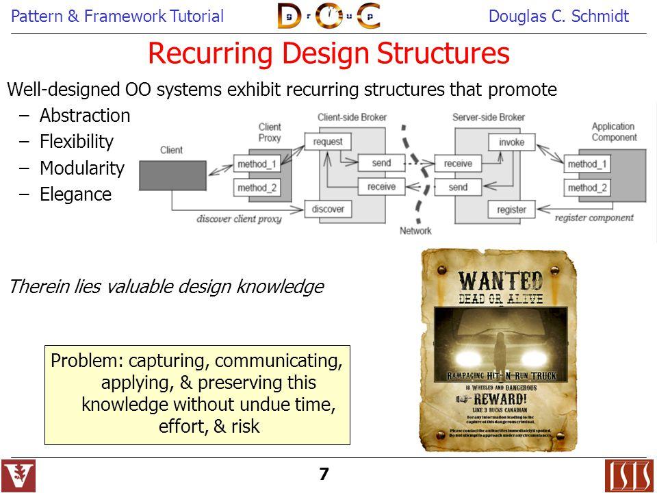 Recurring Design Structures