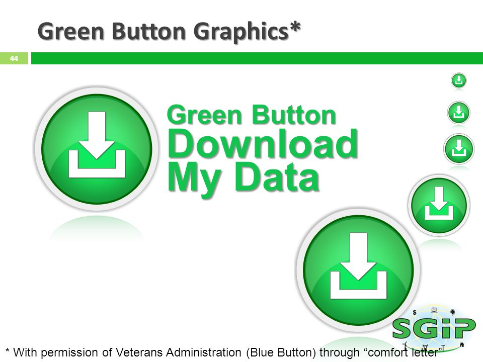 Green Button Graphics*