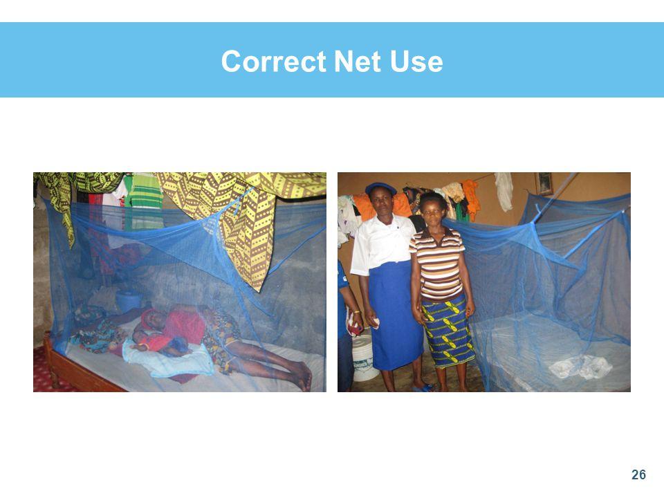 Correct Net Use
