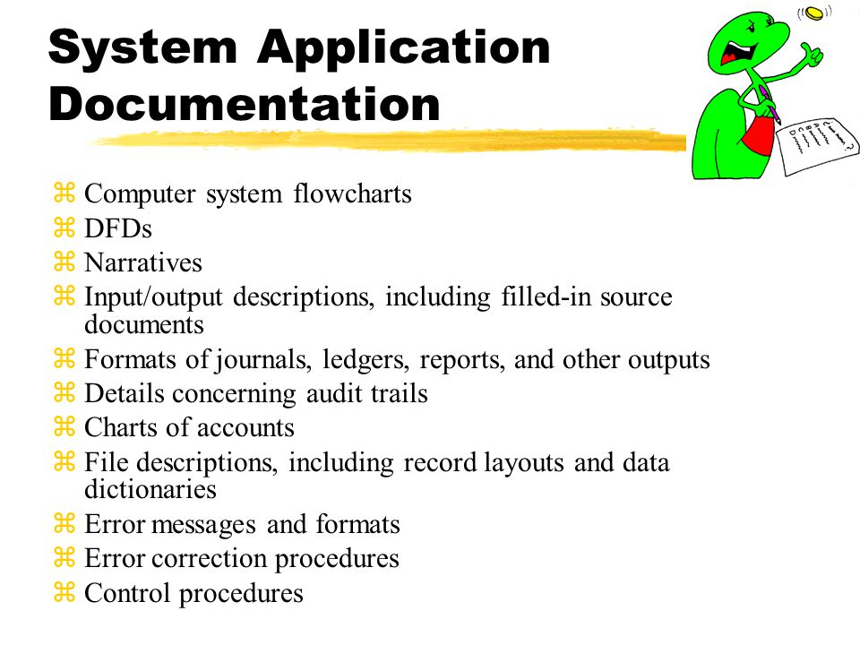 System Application Documentation