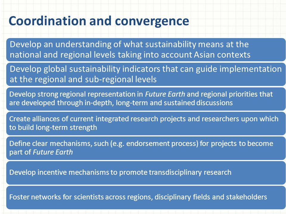 Develop incentive mechanisms to promote transdisciplinary research